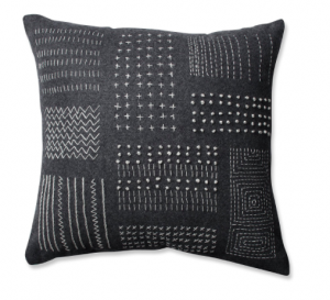 Tribal Sampler Felt Pillow