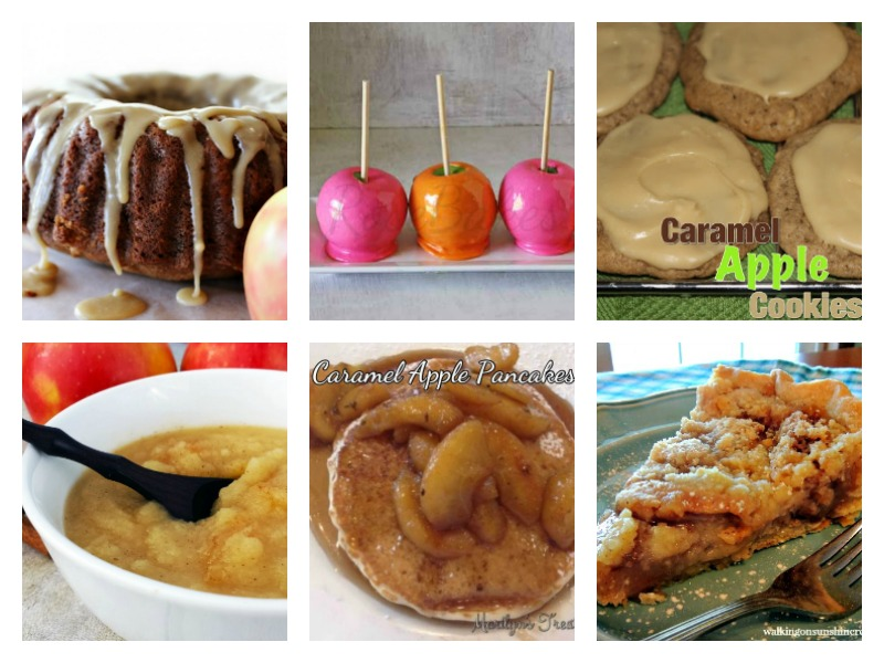 Simple and delicious apple recipes and desserts