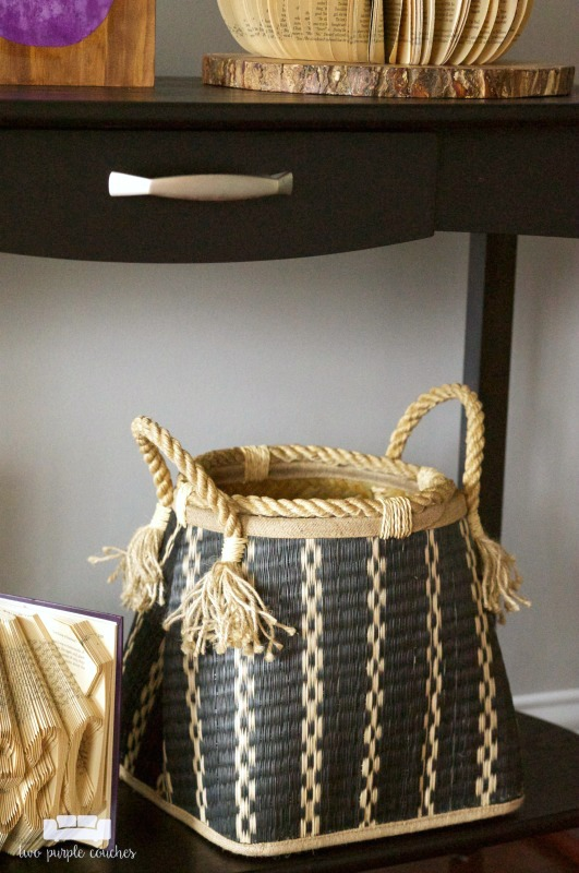 Fall Entryway Decor - Tribal/Boho style ideas