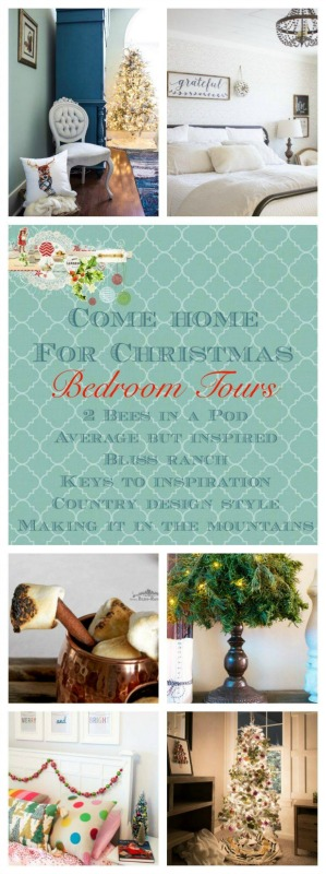 Christmas Bedroom Decor Tours