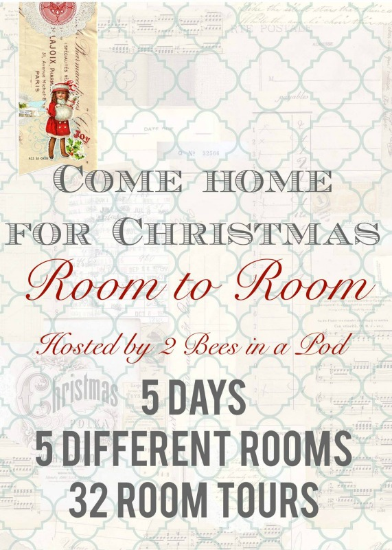 Come Home for Christmas - Room by Room Decor Tours