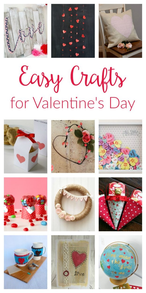 Valentines Day Crafts Decorations Two Purple Couches