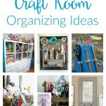 Craft room organization and storage ideas you can DIY on a budget, from pegboards to repurposed items and easy IKEA hacks.