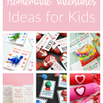 Valentines for Kids - These cute homemade DIY Valentines ideas and crafts are perfect to pass out to family, friends and for the classroom.