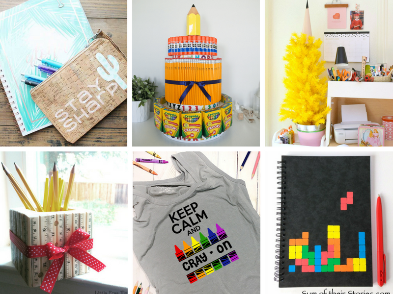 Easy back to school crafts ideas for all ages