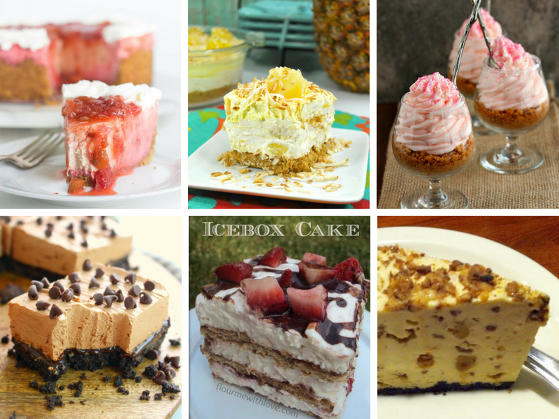 Delicious Homemade Cheesecake Recipes