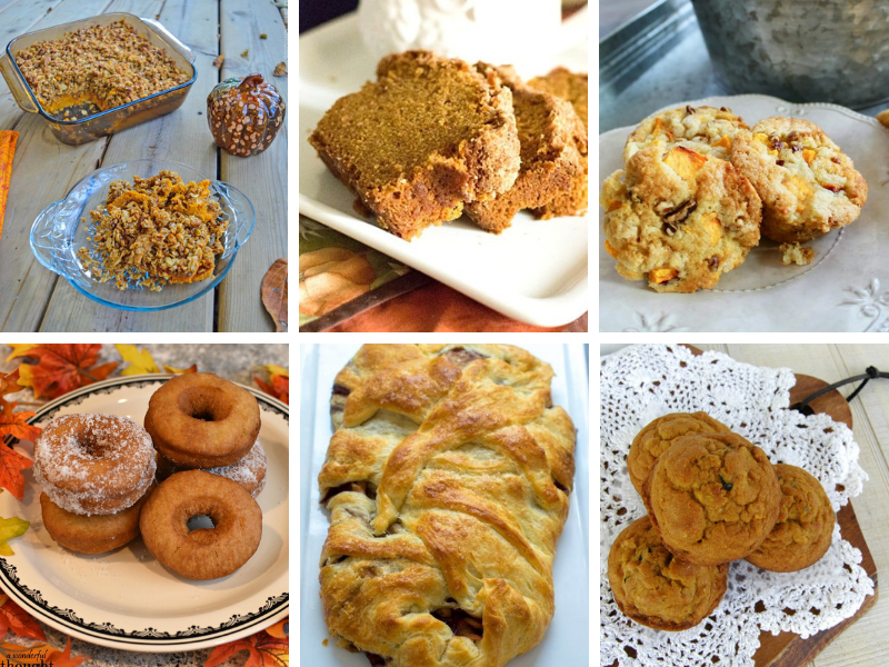Easy recipes and ideas for Fall breakfast