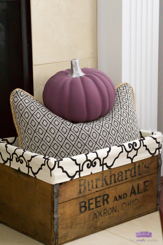 Autumn Mantel and Fall Decor Ideas