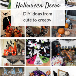 Halloween Home Decor / From cute to creepy, these indoor and outdoor decoration ideas are cheap and easy to make yourself, and sure to thrill your kids!