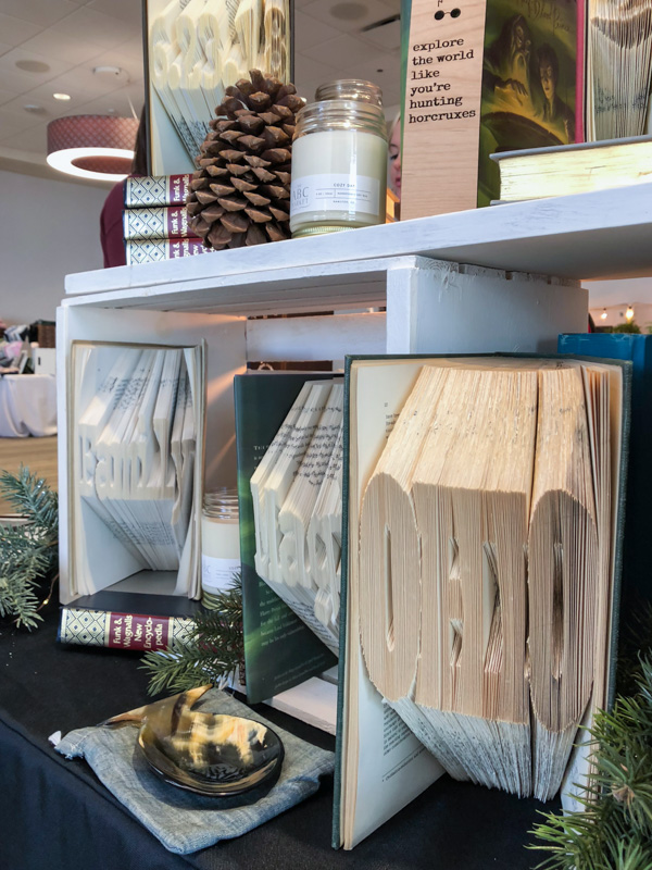 ABC Market - folded books, literary gifts and home goods