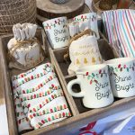 Girl Boss Events Holiday Pop-Up 2018 - holiday home goods and kitchen wares from Fresh Home Kitchen