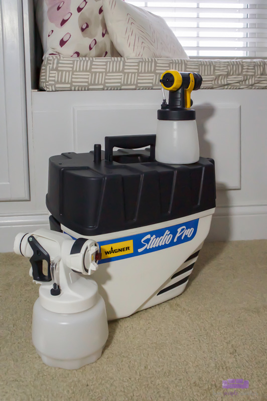 Wagner Studio Pro Paint Sprayer