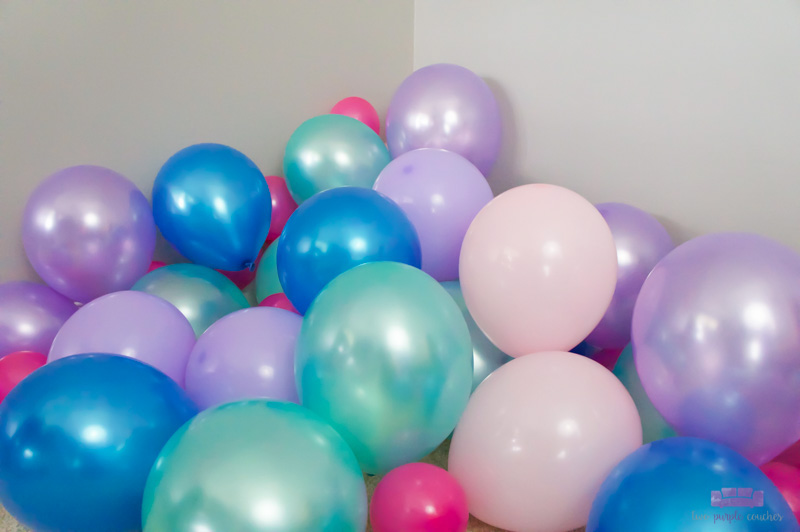 balloons for balloon garland