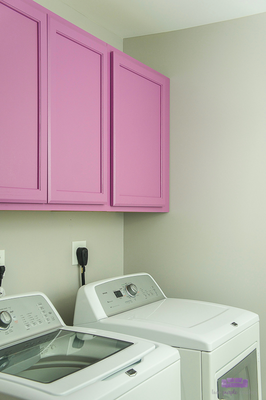 spray paint cabinets